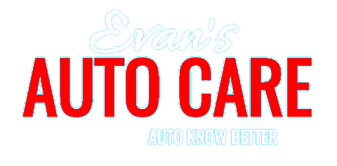 Evan's Auto Care Logo