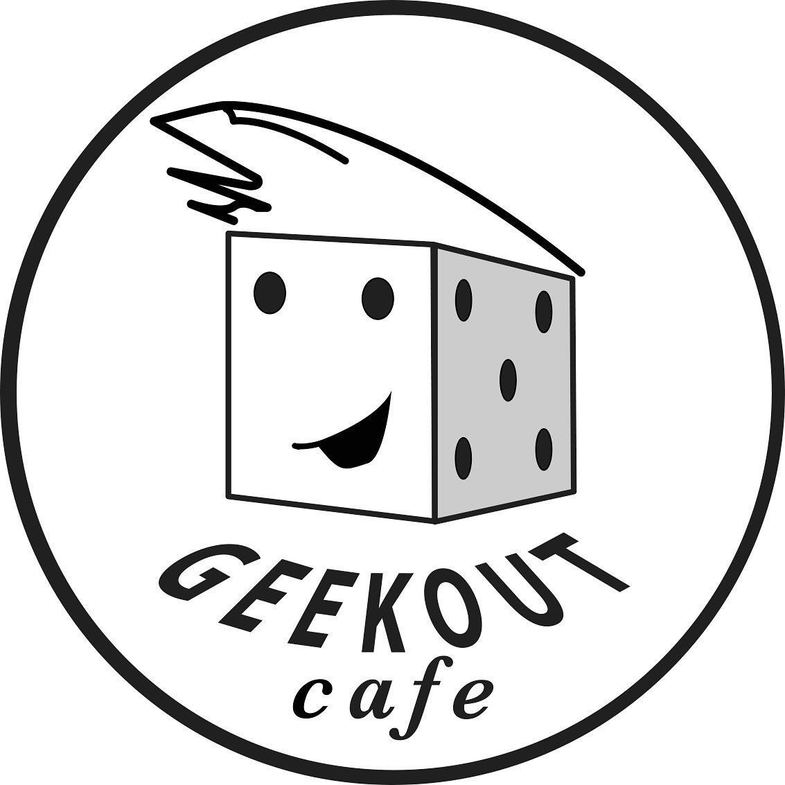 GeekOut Cafe Logo