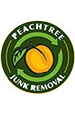 Peachtree Junk Removal Logo