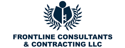 Frontline Consultants & Contracting LLC Logo