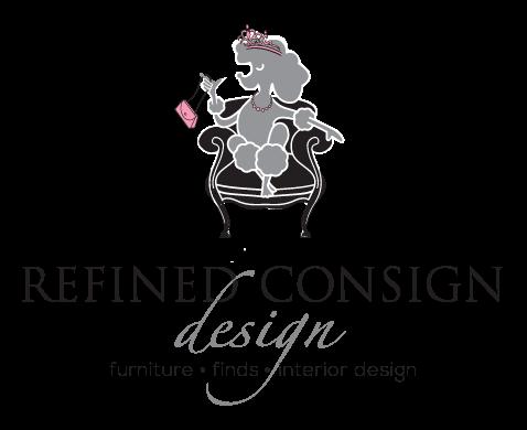 Refined Consign & Design Logo
