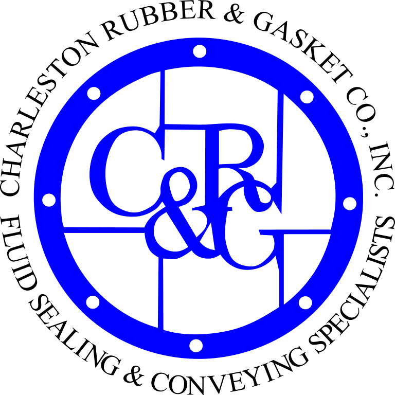 Charleston Rubber and Gasket Logo