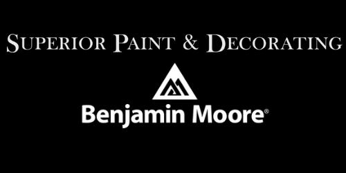 Superior Paint & Decorating Logo