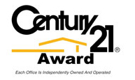 Thor Sorensen, Century 21 Award Logo
