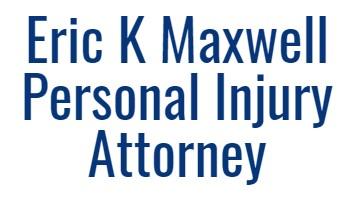 Eric K Maxwell Personal Injury Attorney Logo