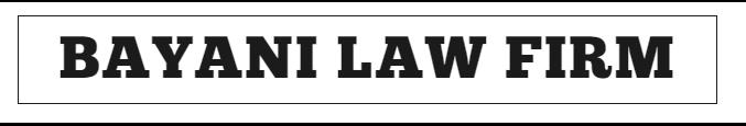 Bayani Law Logo