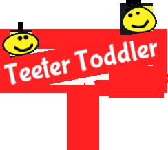 Teeter Toddler Daycare Logo