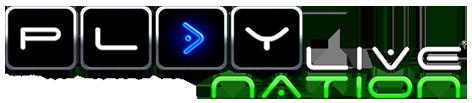 PLAYlive Nation Logo