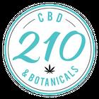210 CBD & Botanicals Logo