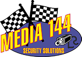 Media 144 Security Solutions Logo