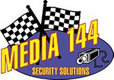 Media 144 Security Solutions Logo