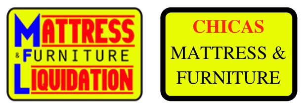 Mattress Furniture Liquidation Logo