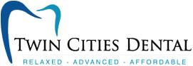 Twin Cities Dental Logo