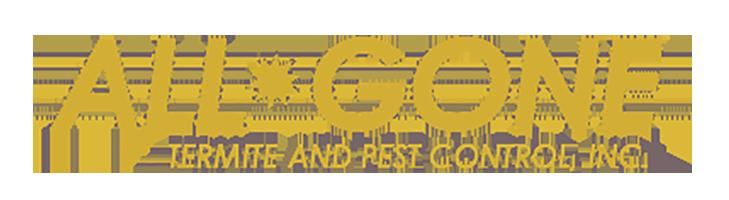 All-Gone Termite & Pest Control Logo
