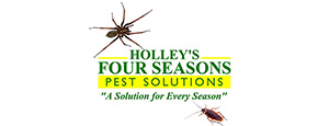 Holley's Four Seasons Pest Solutions Logo