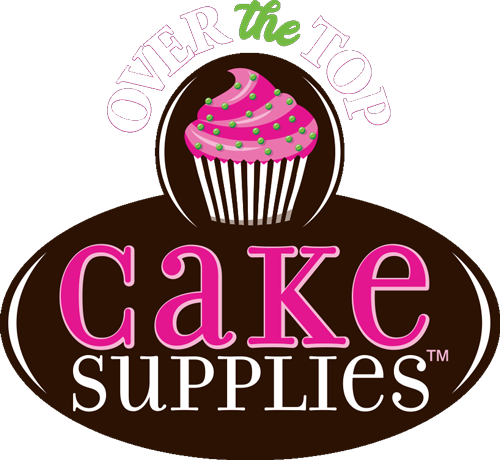 Over The Top Cake Supplies - The Woodlands Logo