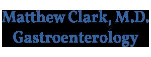 Matthew Clark, M.D. - Gastroenterology Logo