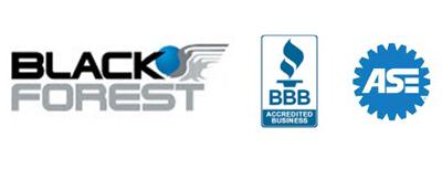 Black Forest Automotive Logo