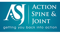 Action Spine & Joint Logo