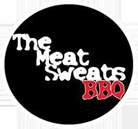 The Meat Sweats BBQ Logo