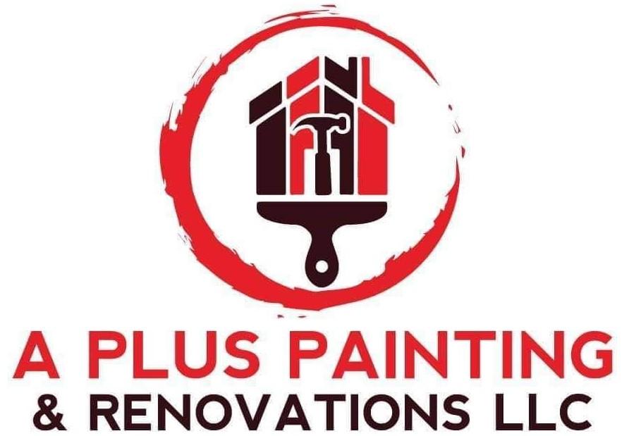 A+ Painting & Renovations Logo