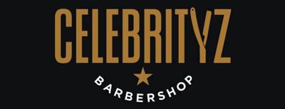 Celebrityz Barbershop Logo