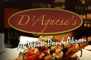 D'Agnese's at White Pond Akron Logo