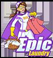 Epic Laundromat Logo