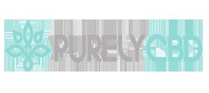 Purely CBD of Monroe Logo