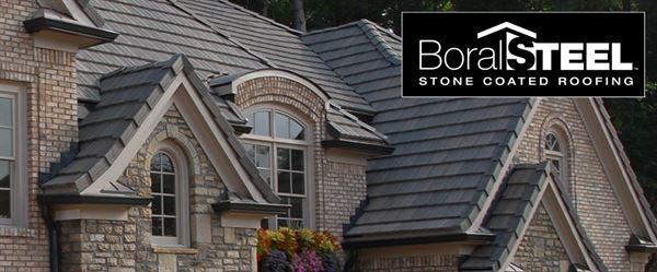Boral Steel - Stone-Coated Steel Roof Panels