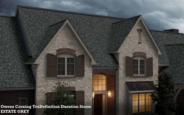 Owens Corning TruDefinition Duration Storm
