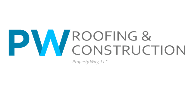 PW Roofing Logo