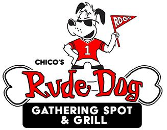 Rude Dog Bar & Grill Polaris Logo