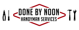 Done By Noon Handyman Services Logo