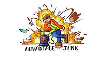 Advantage Junk Logo