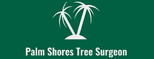 Palm Shores Tree Surgeon Logo