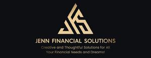 Jenn Financial Solutions - Credit Repair Logo