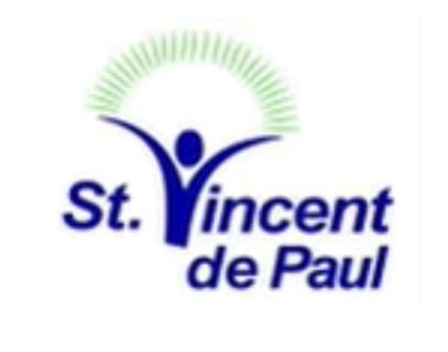 St. Vincent de Paul Thrift Store Logo