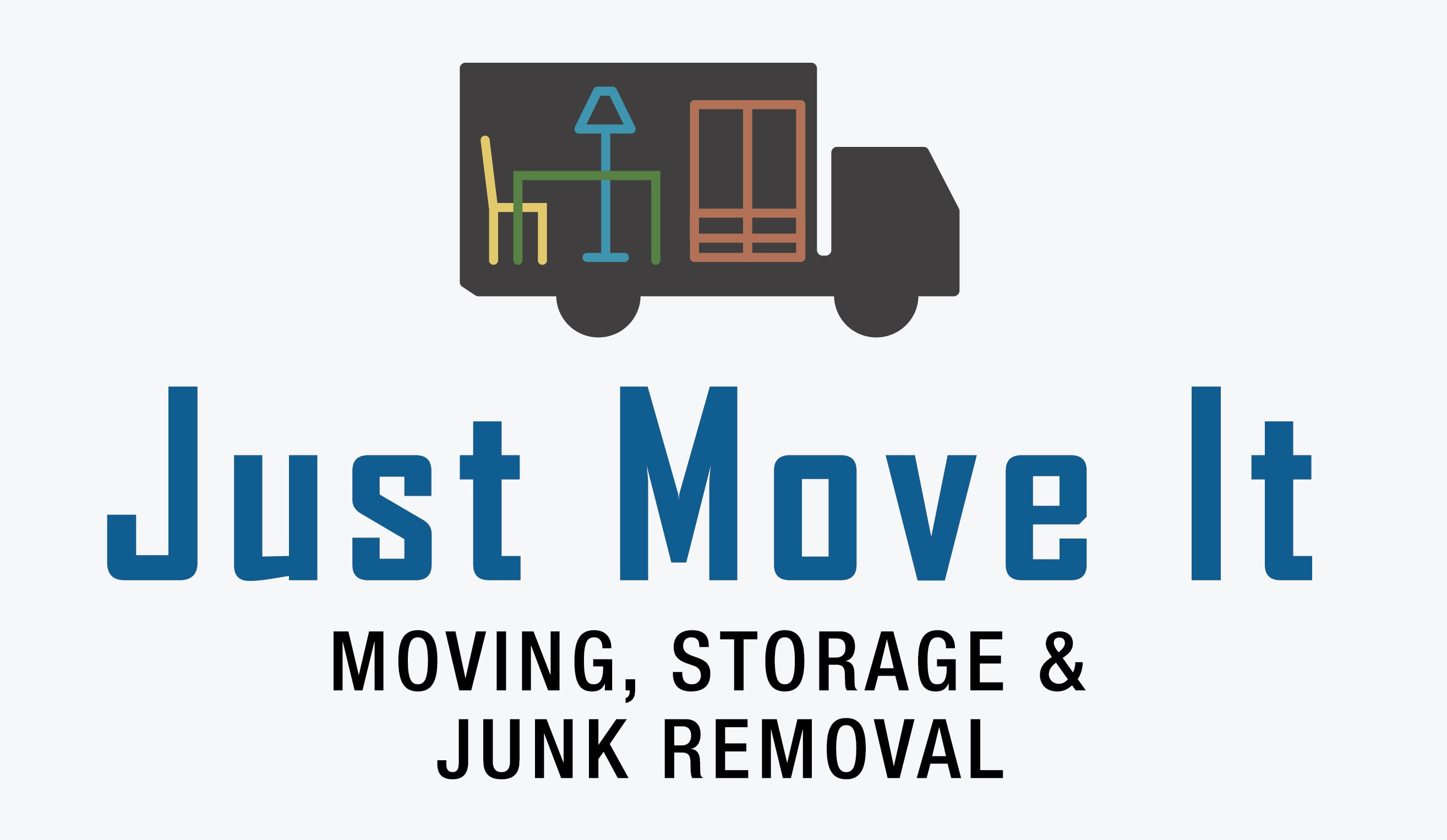 Just Move It Moving & Storage Logo