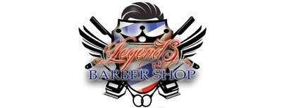 Legends Barbershop Logo