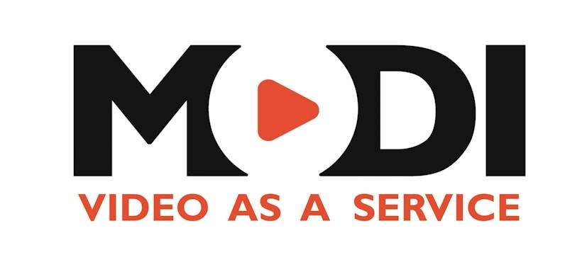 MODI Video as a Service Logo