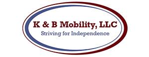 K & B Mobility Logo
