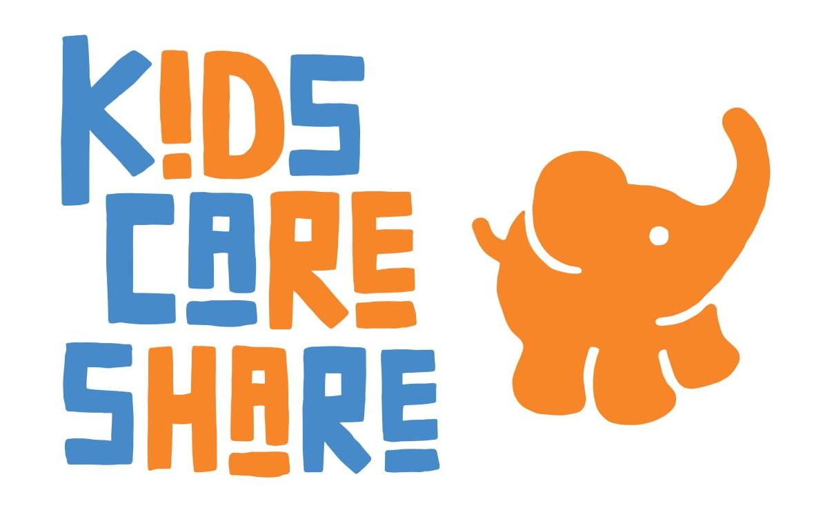 Kids Care Share Logo