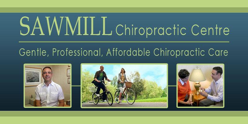 Sawmill Chiropractic Centre Logo