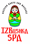 Izbushka Spa Logo
