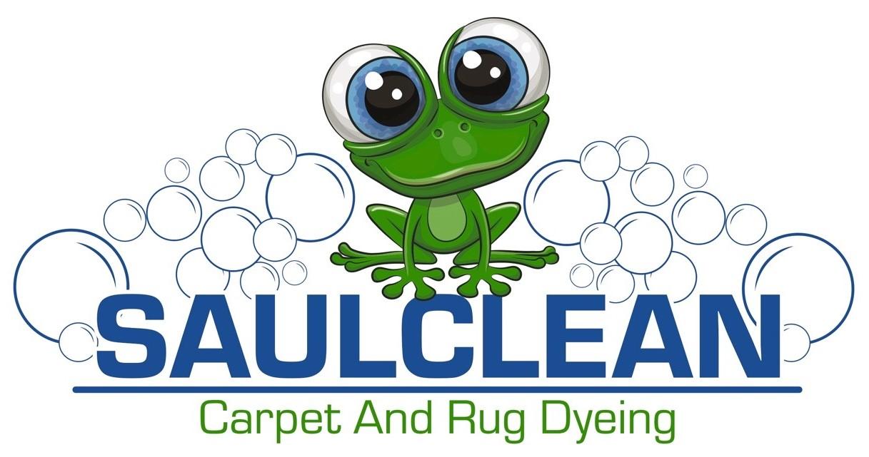 SaulClean - Carpet & Rug Dyeing Logo