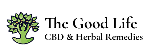 The Good Life CBD, Delta-8, & Herbal Remedies Logo