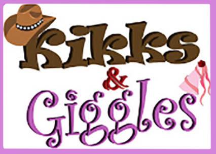 Kikks and Giggles Logo