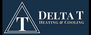 Delta T Heating & Cooling Logo