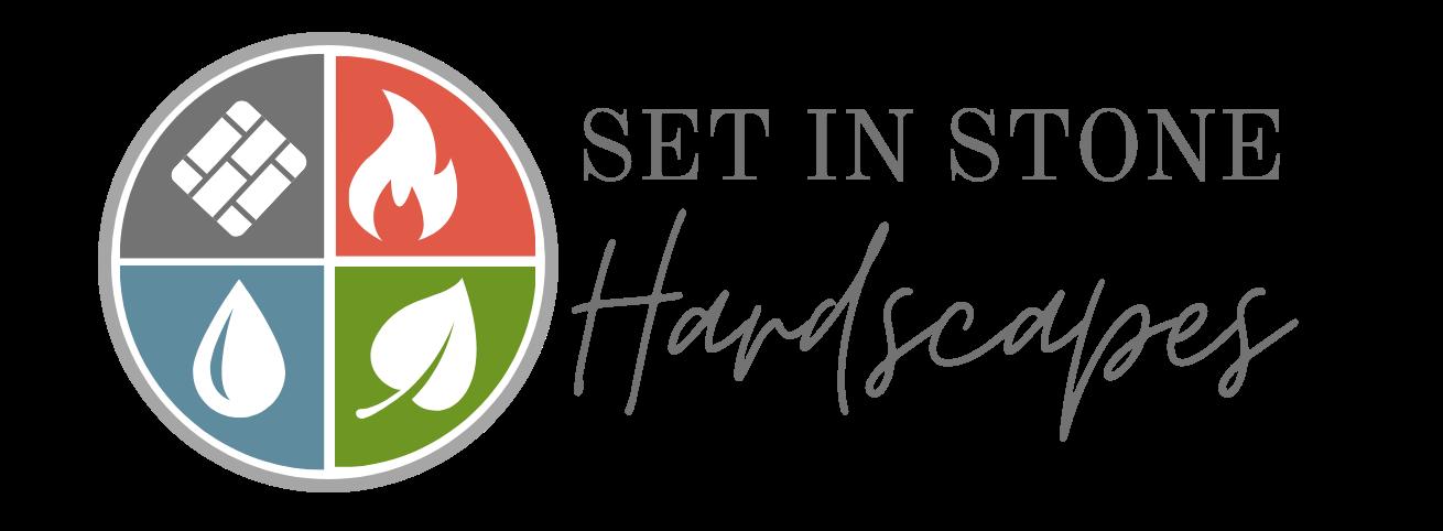 Set in Stone Hardscapes Logo